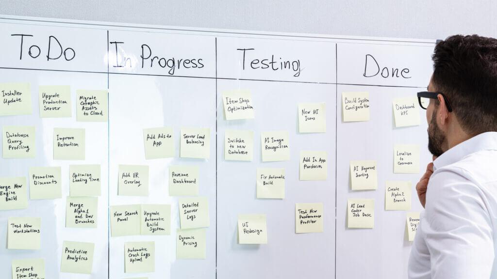 Überblick über Projekte