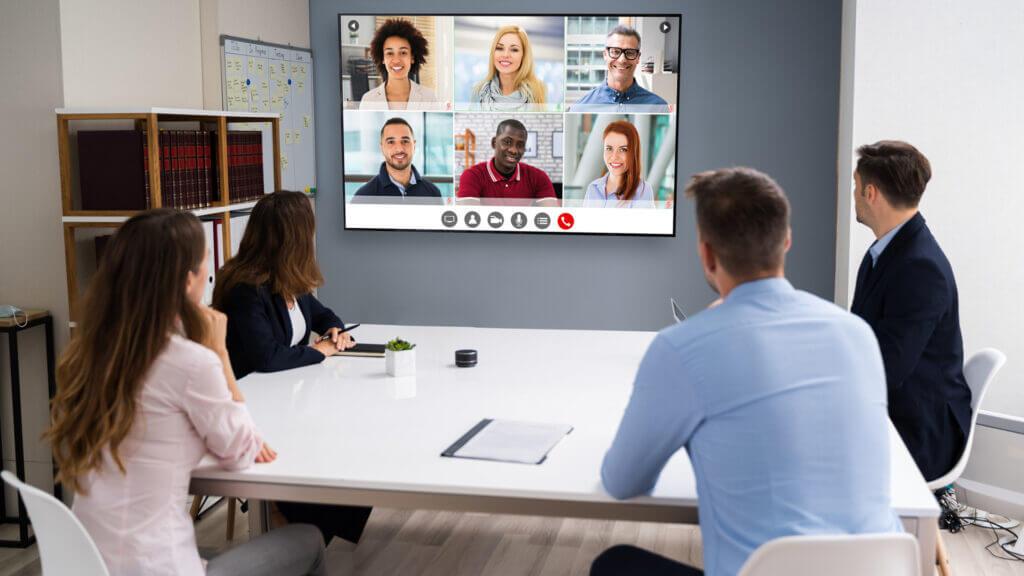 Brain Netting via Videokonferenz