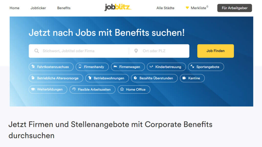 Jobblitz