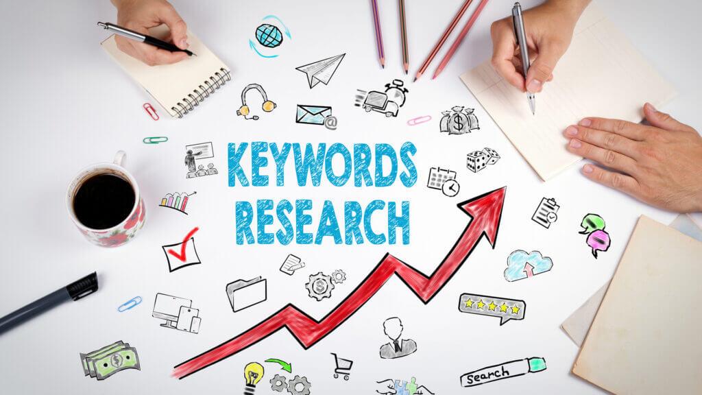 Keywords für Stellenanzeigen