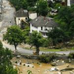 Hochwasser Deutschland - stellenanzeigen.de spendet