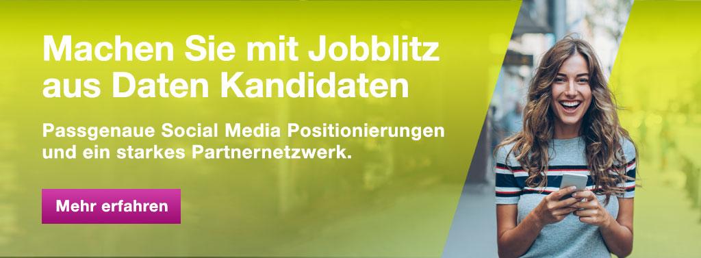 Jobblitz Banner