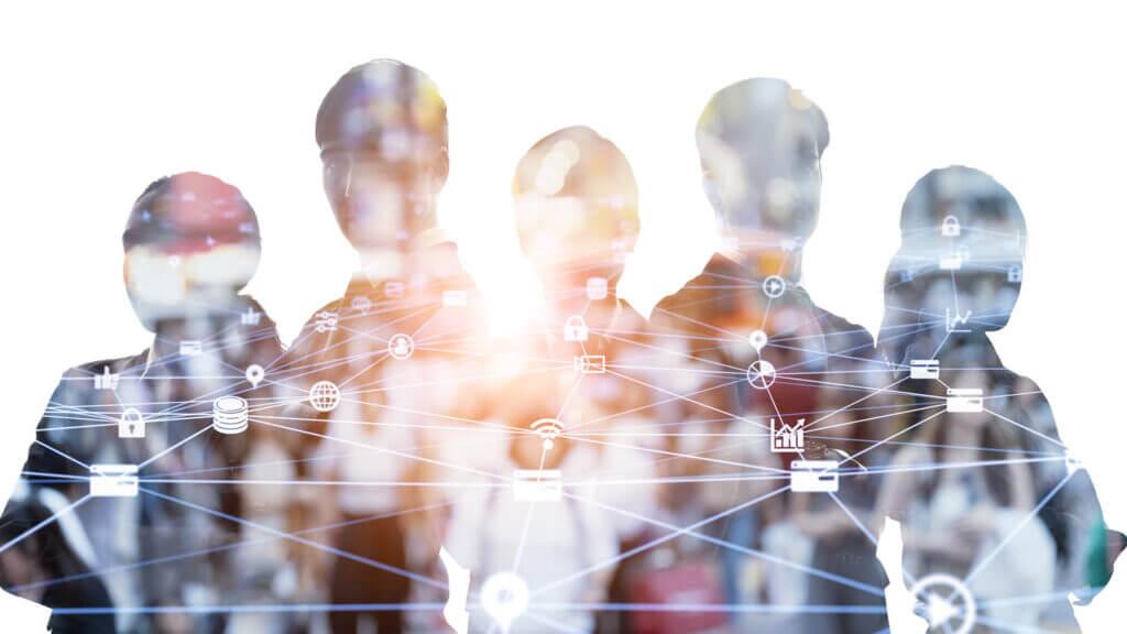 Unternehmenskultur Netzwerk