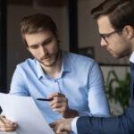 Student Abschlussarbeit im Unternehmen