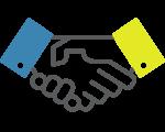 MediennetzwerkHohe Reichweite. Wir haben mehr als 300 regionale und fachspezifische Partner.