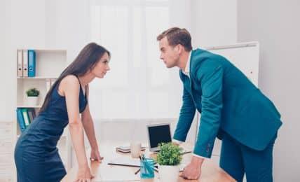Konfliktmanagement im Büro