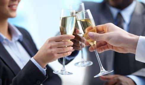 Einstand feiern: Tipps