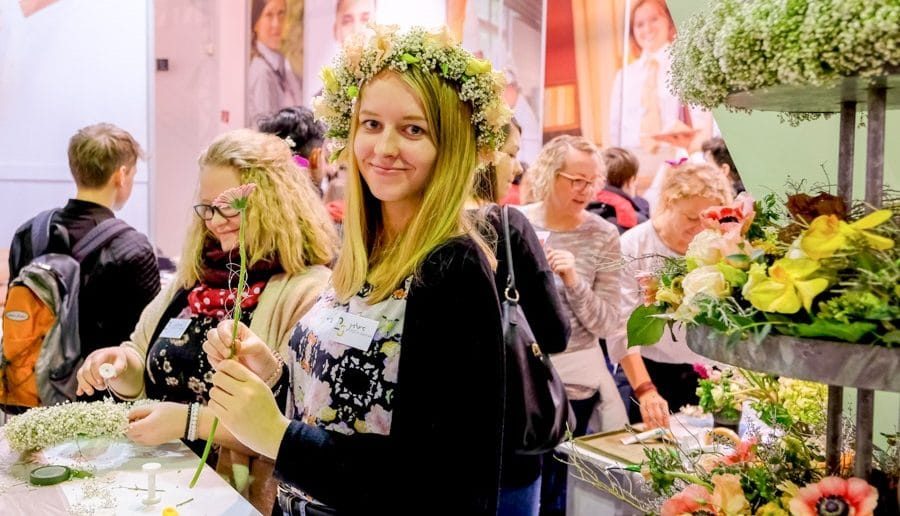 KarriereStart in Dresden: Floristen