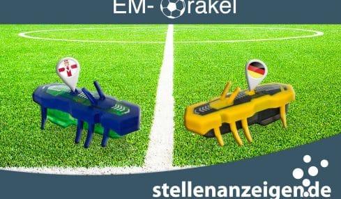 EM-Orakel 2016: Deutschland vs. Nordirland