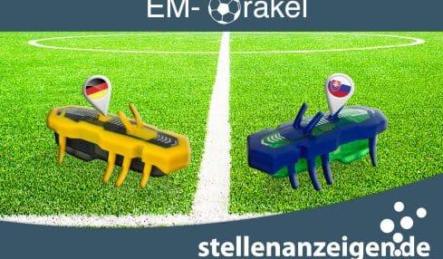 EM-Orakel: Deutschland - Slowakei