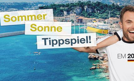 EM 2016: Tippspiel