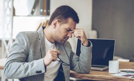 Schlechte Stimmung im Büro ist ein Gesundheitsrisiko