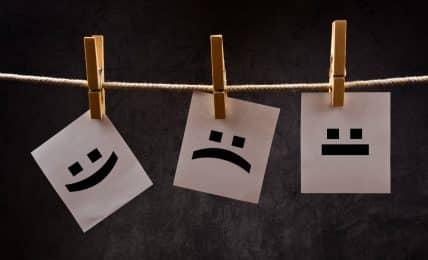 Umfrageergebnis: Jobfrust vs. Jobzufriedenheit