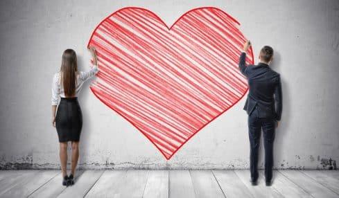 Beziehung am Arbeitsplatz: Tipps