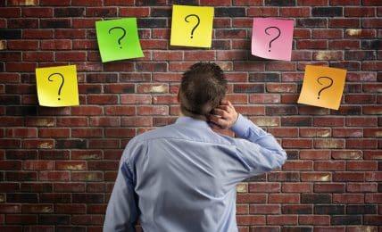 Bewerbungsgespräch: typische Fragen