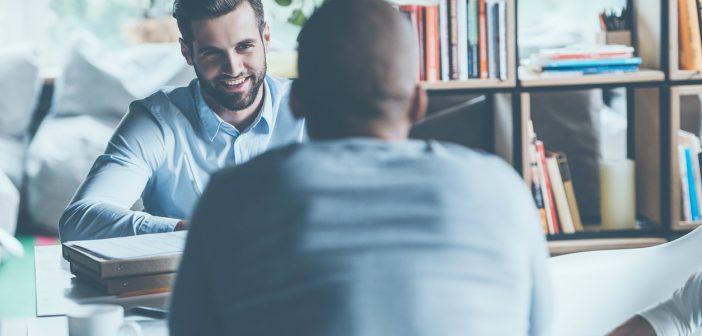 Fachliches kennenlernen bei vorstellungsgespräch [PUNIQRANDLINE-(au-dating-names.txt) 52