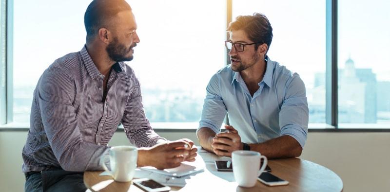 Gehaltsgespräch: Tipps für die Argumentation