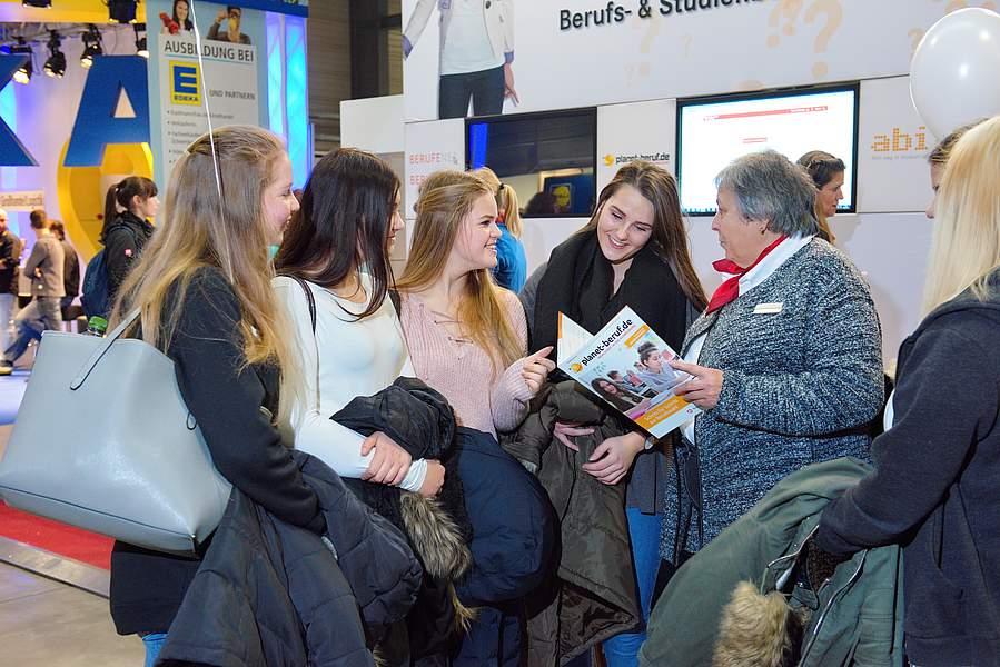 Karrieremesse 2018: Chance in Halle mit Beratung von Universitäten