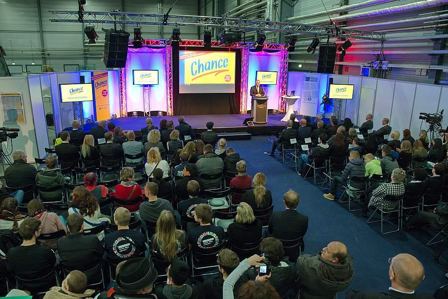 Veranstaltungstipp: Messe Chance 2018 in Halle mit spannenden Vorträgen