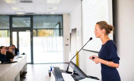 Tipps: freies Reden im Job