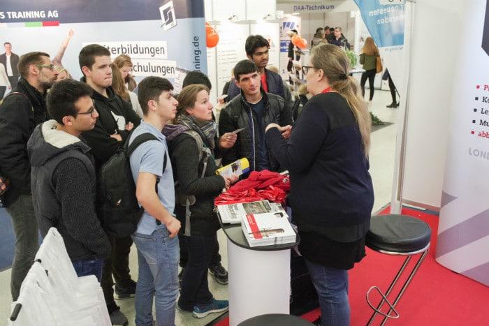 Karrieremesse: Chance in Gießen 2018 mit Infos zu Ausbildung, Studium und mehr.