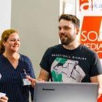 akademika nürnberg: Social Media Check