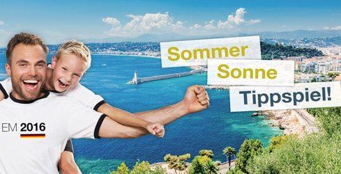 EM 2016: Sommer, Sonne, Tippspiel