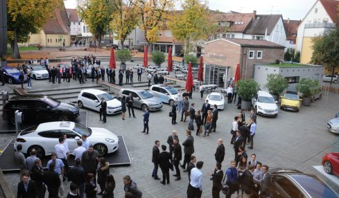 Karrieremesse der Automobilbranche