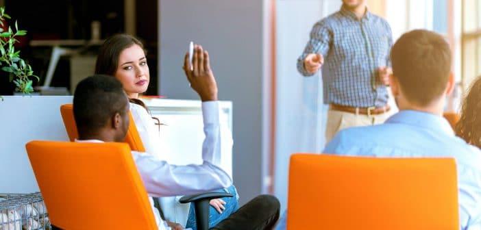 Assessment Center-Übungen: Gruppendiskussionen