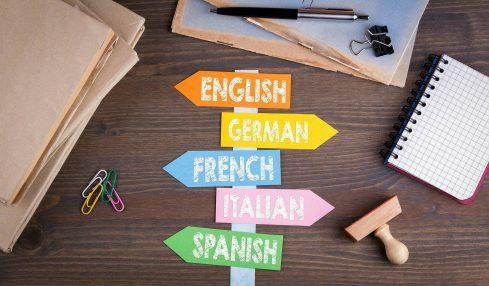 Im Lebenslauf mit Fremdsprachenkenntnissen punkten