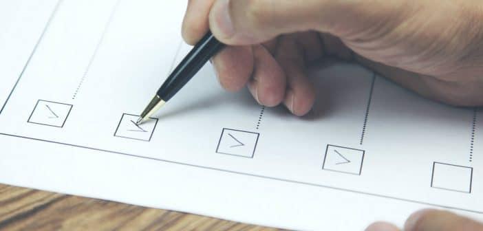 Bewerbung: Checkliste zum Lebenslauf