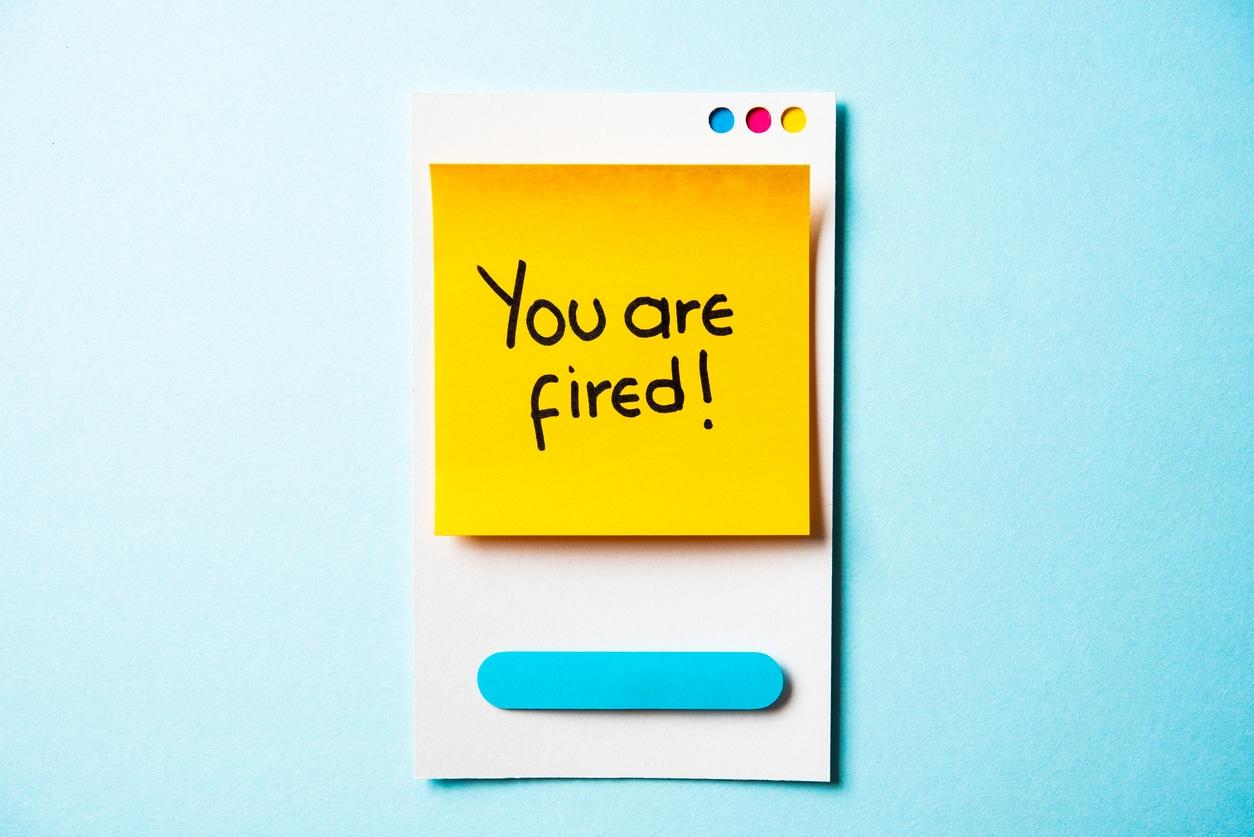 Kündigungsgründe Dafür Kannst Du Deinen Job Verlieren