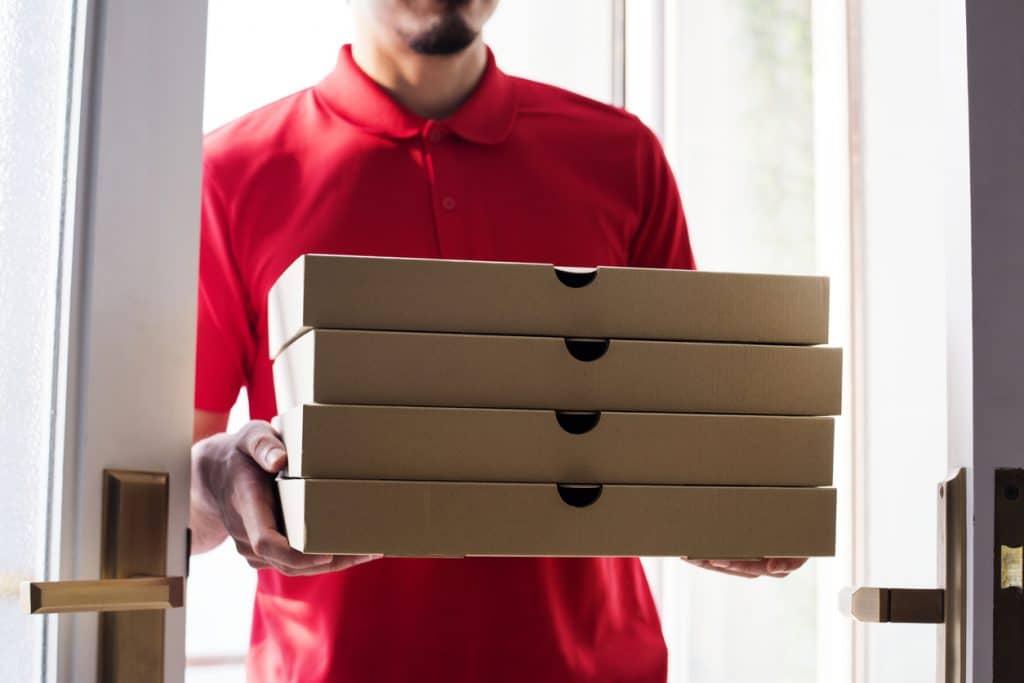 Homeoffice muss nicht Pizzaservice bedeuten