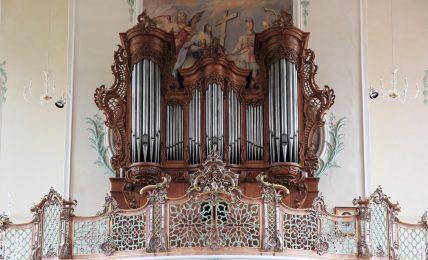 Orgelbauer bekommen regelmäßig historische Orgeln zu Gesicht