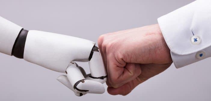 Studien zeigen, dass Roboter auch Arbeitsplätze schaffen