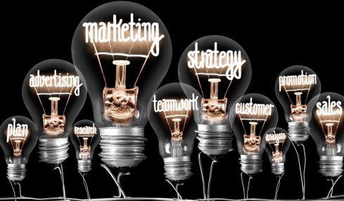 Marketing - Ideen ausdrücklich erwünscht