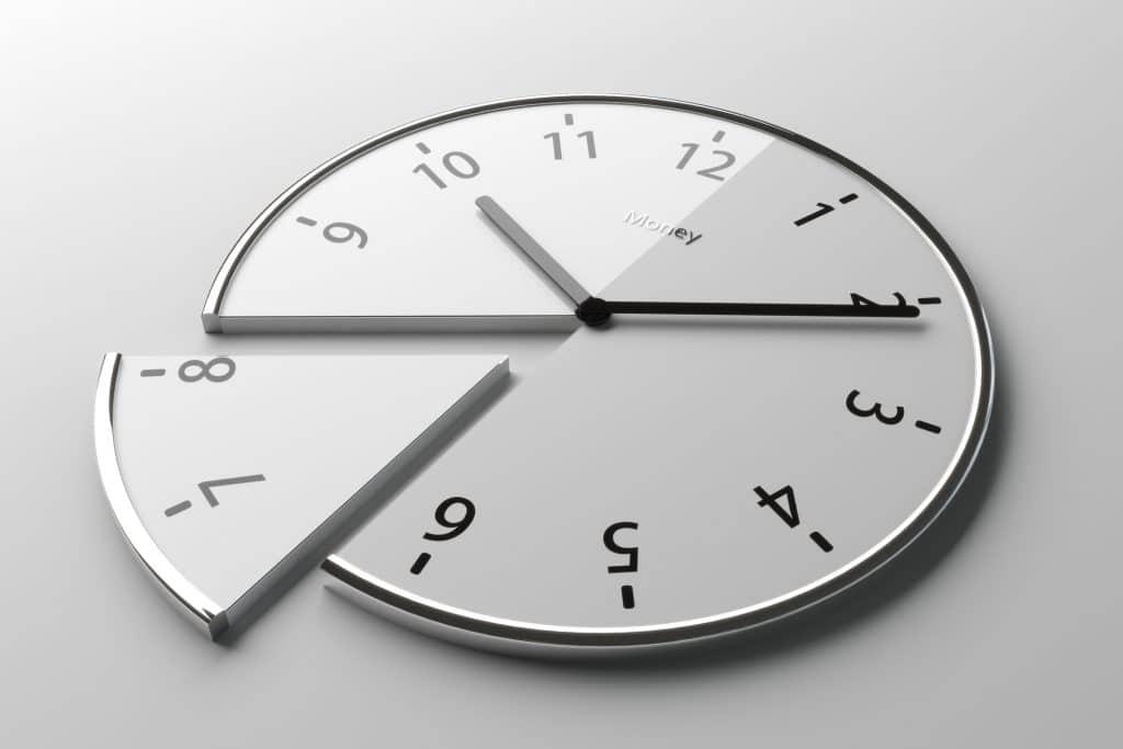 Teilzeit - weniger Stunden arbeiten