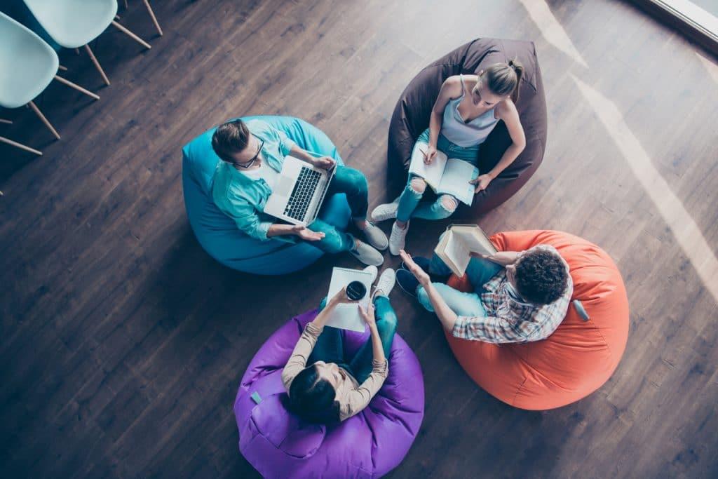 Beim Coworking gibt es Werte zu beachten