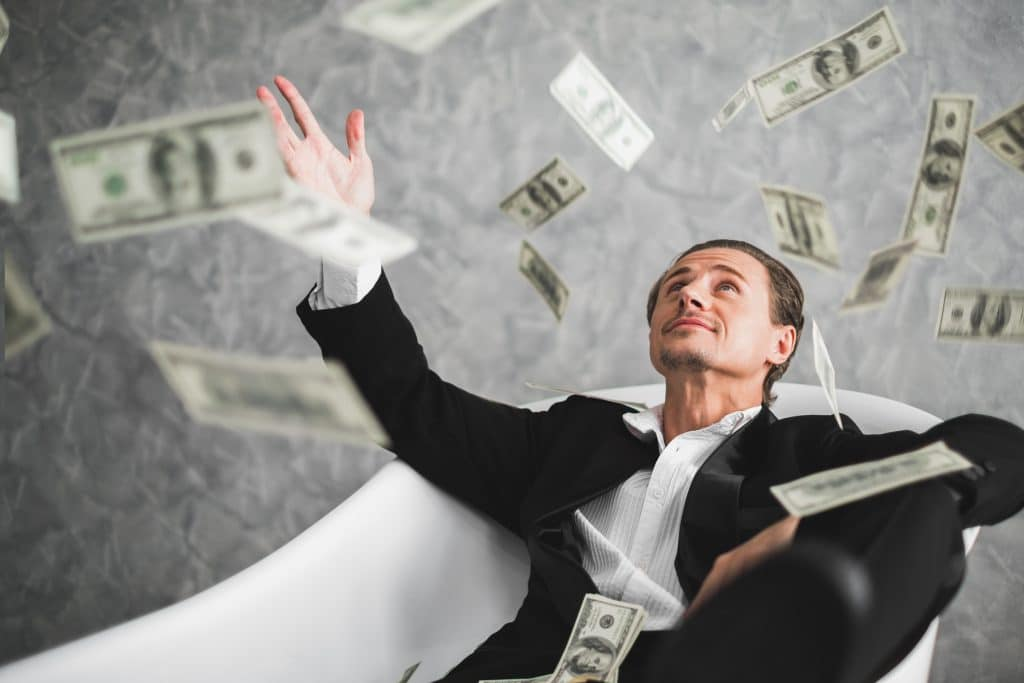 Als Unternehmensberater gehört man zu den Spitzenverdienern