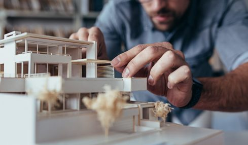 Architekt; Beruf