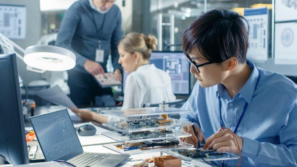 Elektrotechnik Jobs In Der Boom Branche Karriere Und