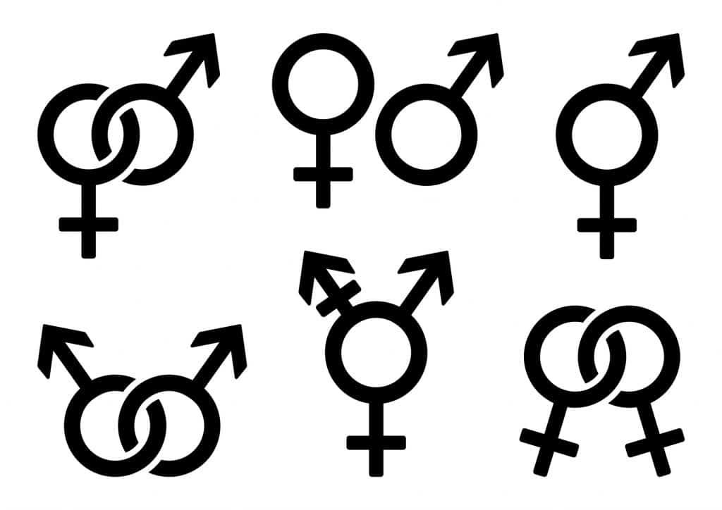 Geschlecht divers