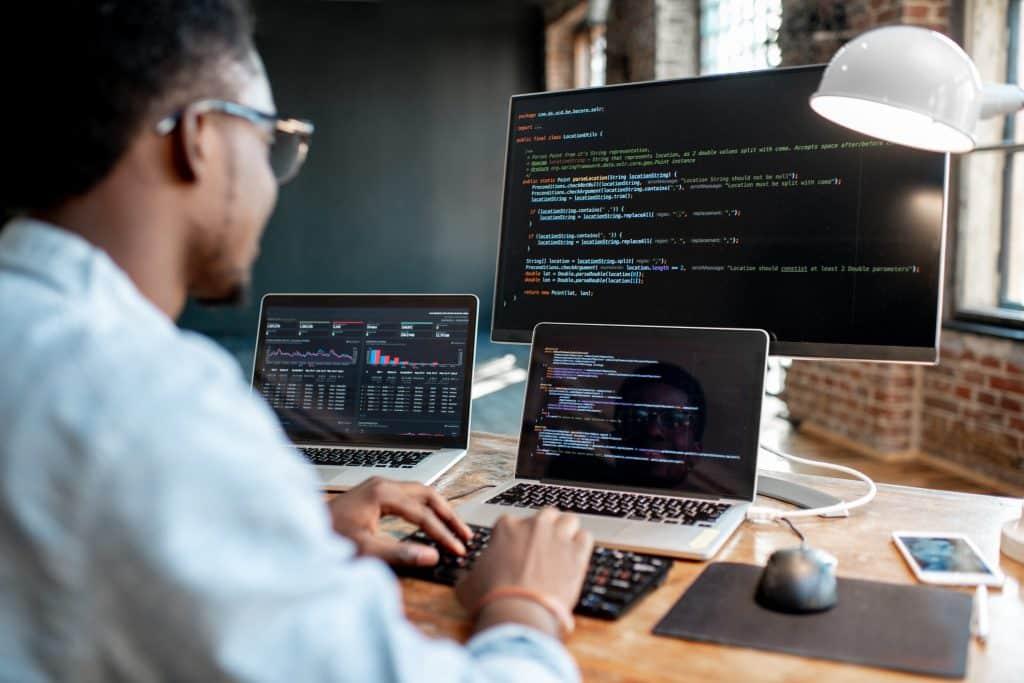 Berufe in der IT gibt es viele
