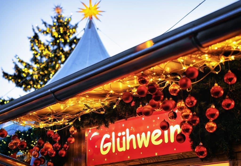 Jobs für Weihnachtsfreaks Glühweinstand