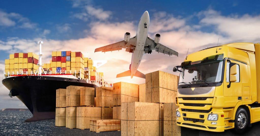 Transportmittel Logistik