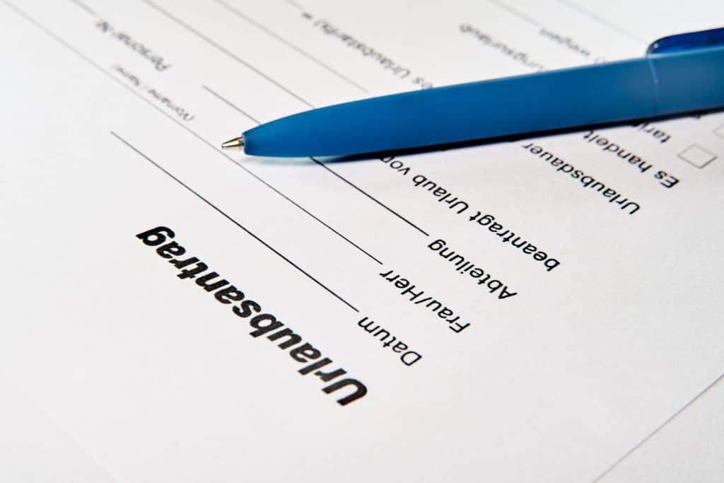 Urlaubsanspruch - Arbeitsvertrag prüfen