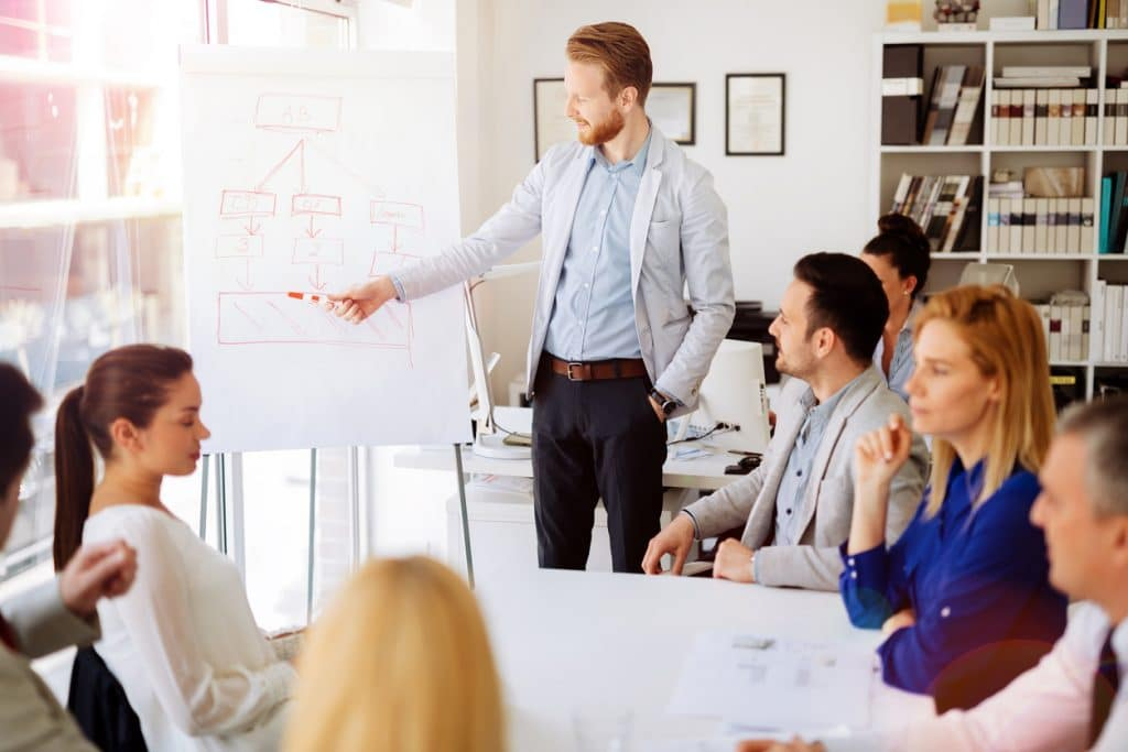 Qualifizierungschancengesetz Weiterbildungsmaßnahme