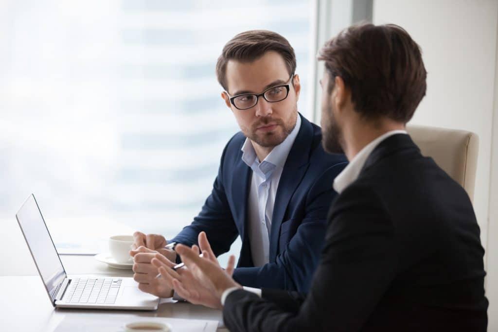 Mitarbeitergespräch Zielvereinbarung