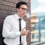 Rauchen im Büro