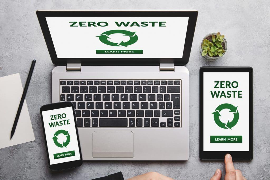 Büro Zero Waste